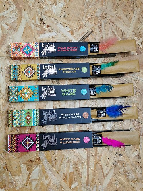 Tri Pack of Herbal Incense