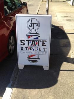 JT State Street Barbershop - Ukiah
