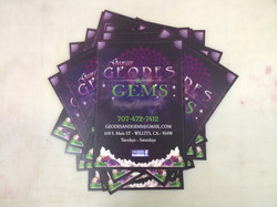 Posters - Geodes and Gems