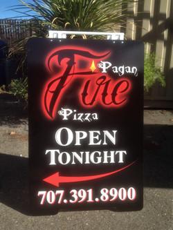 Pagan Fire Pizza