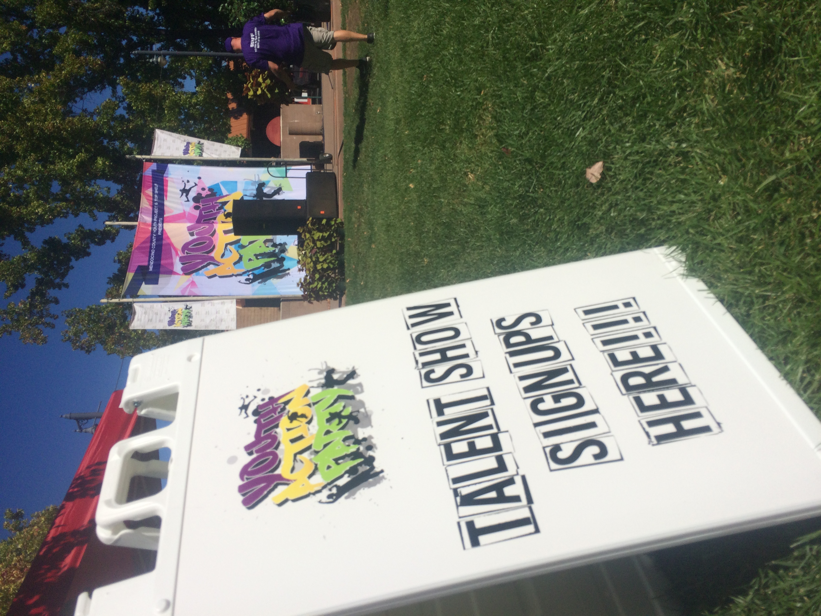 (YAP) Youth Action Party - Ukiah