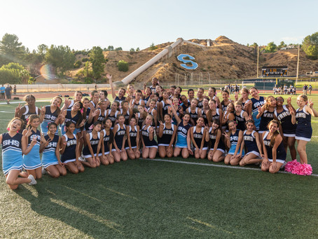 Friday Night Lights - Saugus vs West Ranch