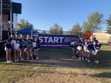 In the Community - Walk to End Alzheimer's