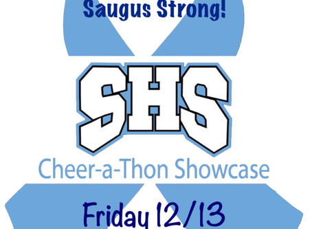 Fundraiser - Cheer-A-Thon Rescheduled