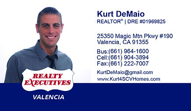 Gold Sponsor - Kurt DeMaio Reality Executives