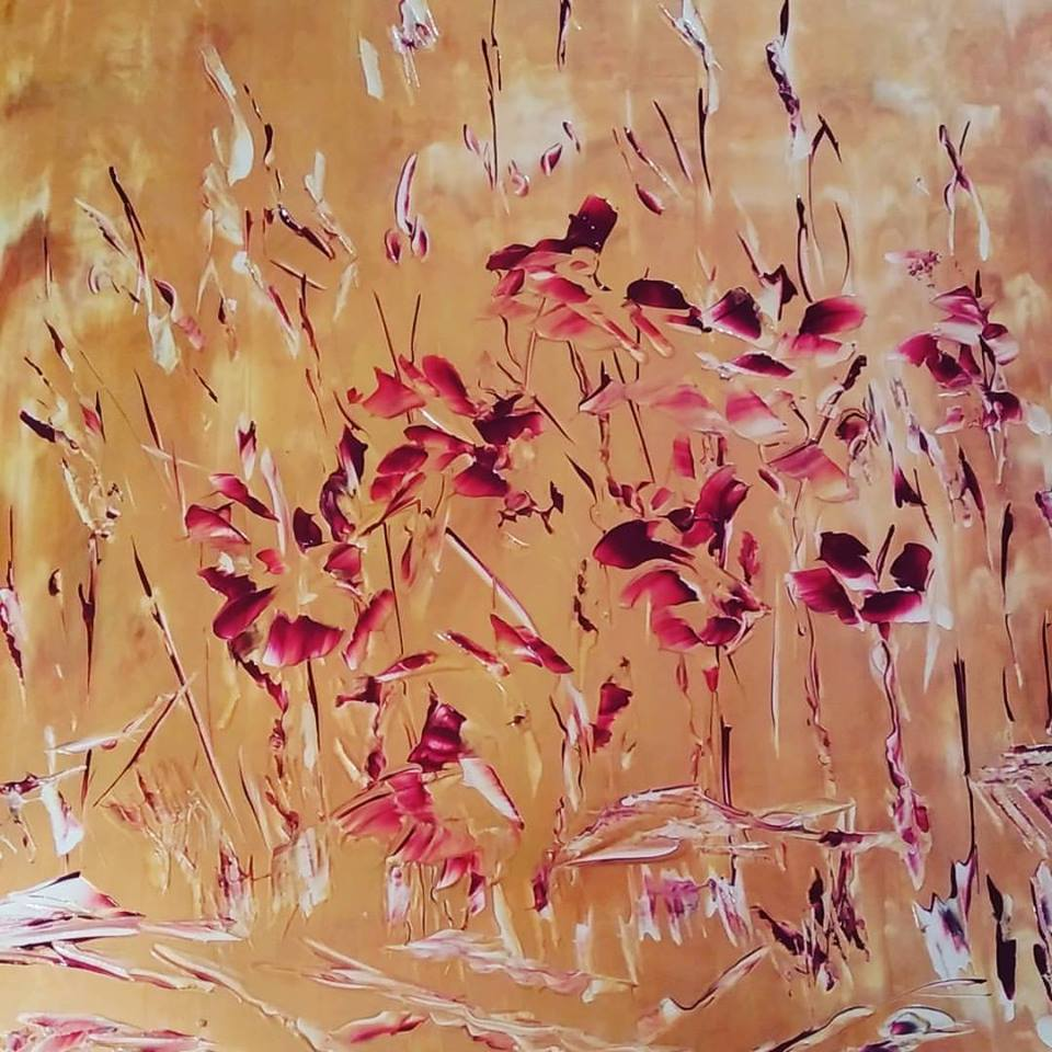 Painting #13 (sold)