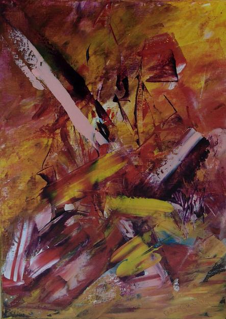 Emotional painting #13