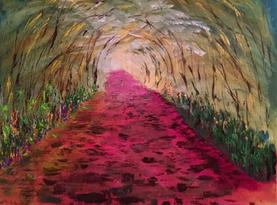 The road to the dream (sold)