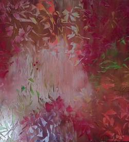 Fantasy with mystery forest (sold)