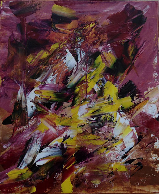 Emotional painting #7