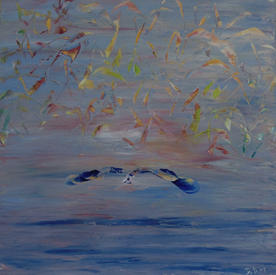 Flying to the dreams (sold)