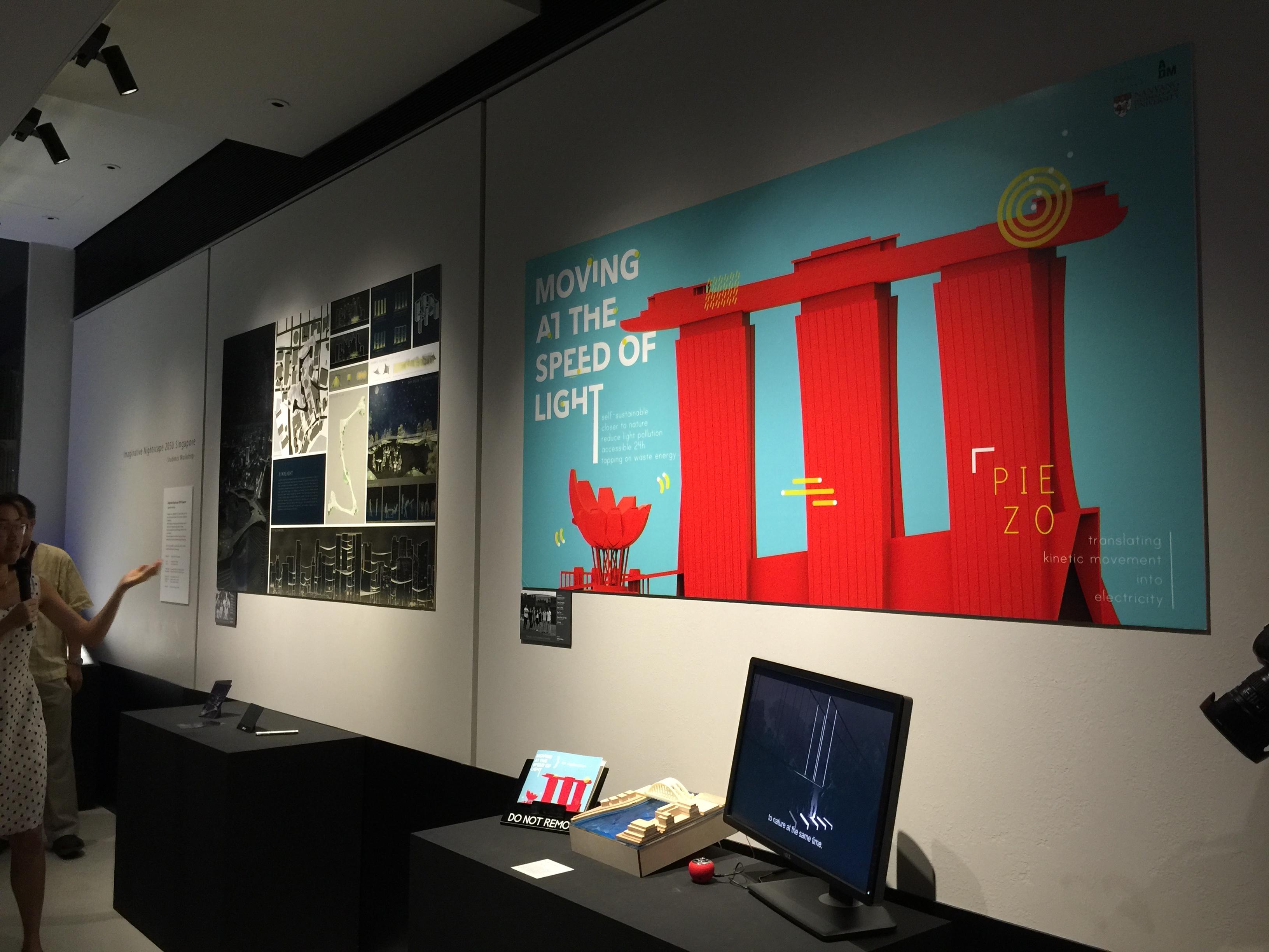 LPA Lighting exhibition at NDC