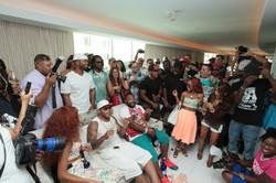 Flo Rida Gifting Suite - Fontainebleau - Miami 3