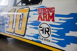 Flo Rida's Car - Rapper vs. Racer