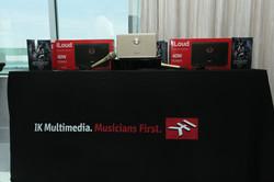 IK Multimedia at Flo Rida Gifting Suite - Fontainebleau - Miami