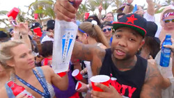 Empire Vodka Product Placement - Gorilla Zoe Video 'Red Cup' ft. Flo Rida