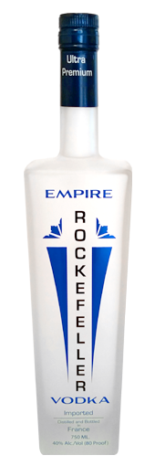 Vintage Rockefeller Empire Vodka