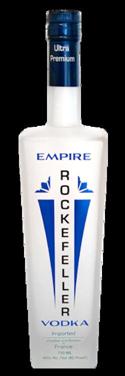 Vintage Rockefeller Empire Vodka