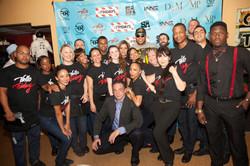 Flo Rida and the Amazing TGI Fridays Crew - Flo Rida Day in Miami Beach
