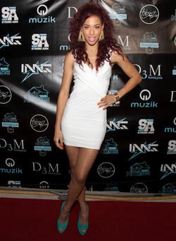 Natalie La Rose at Flo Rida's My House Album Launch Party - Miami Beach