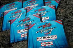 Gift CD's - Flo Rida Day in Miami Beach - TGI Fridays