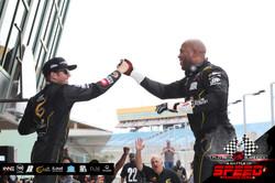 Blake Koch and Flo Rida - Rapper vs. Racer 1