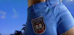 Yum Bum Shorts Product Placement - Flo Rida Video 'I Can't Believe It' 2