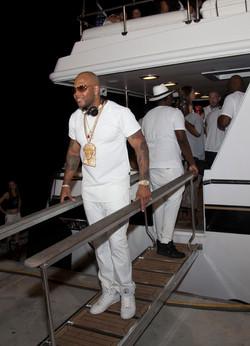 Flo Rida - My House Album Launch Party - Miami Beach