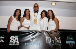 Flo Rida - My House Album Launch Party - Miami Beach 1