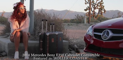 Mercedes Benz Product Placement - Natalie LaRose Video 'Rollercoaster'