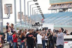 Drone Camera - Rapper vs. Racer