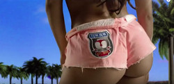 Yum Bum Shorts Product Placement - Flo Rida Video 'I Can't Believe It' 1