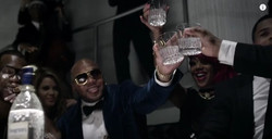 Seagram's Gin Product Placement - Flo Rida Video 'How I Feel'