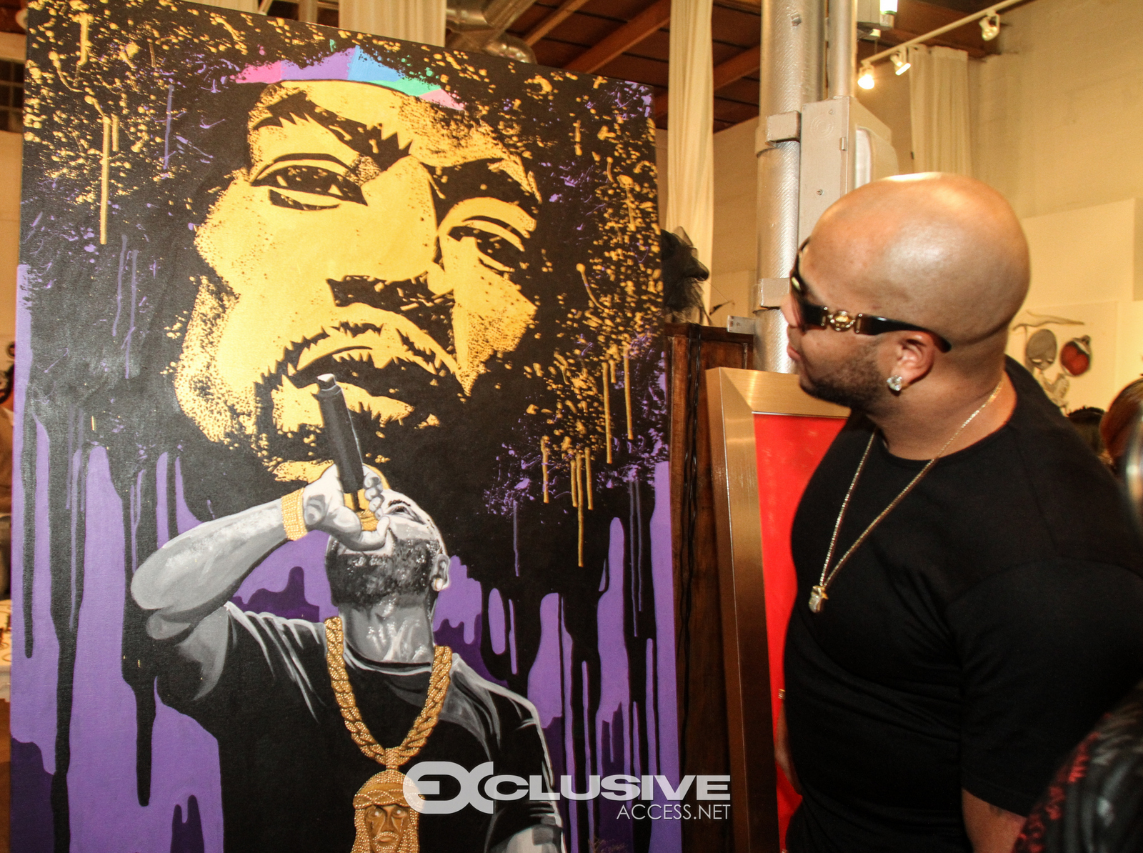 Flo Rida Art Basel Party - Miami 2