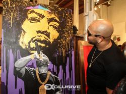 Flo Rida Art Basel Party - Miami 2