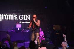 Flo Rida on stage at LIV - Miami Beach