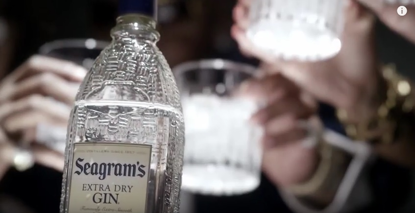 Seagram's Gin Product Placement - Flo Rida Video 'How I Feel' 1