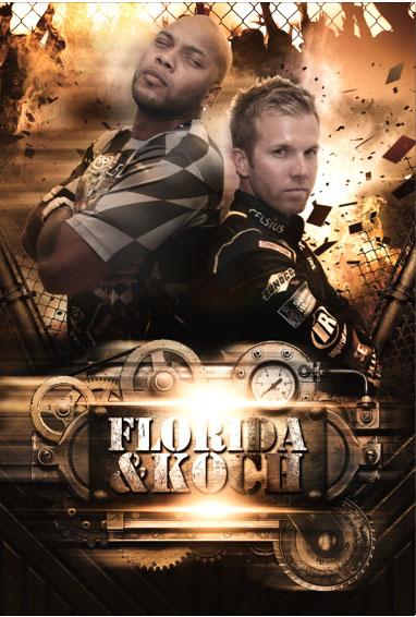 Rapper vs. Racer Promo Poster