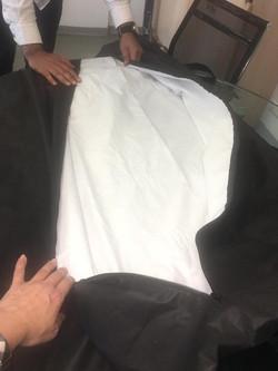 کیسه حمل جنازه