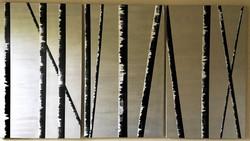 Mirroring Birches (2018)