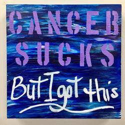 Cancer Sucks But I Got This (2019)