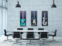 Hendrix/Clapton/Page - Guitar Legends Series (2018)