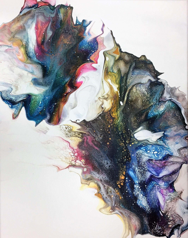 Pour Painting Workshop