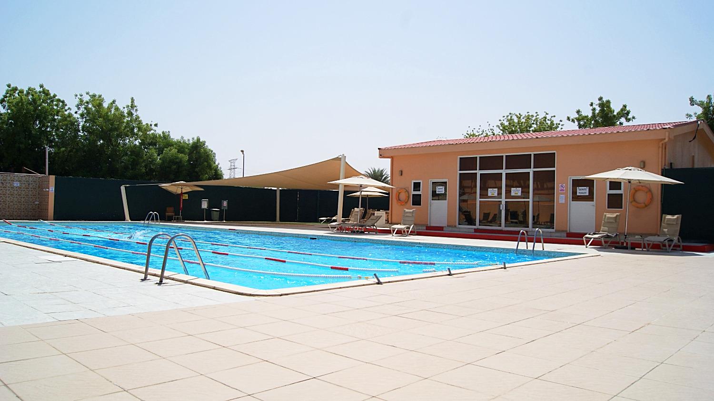 Al Ain Amblers Rugby Club Lane Pool
