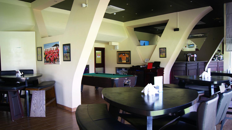 Al Ain Amblers Rugby Club Restaurant