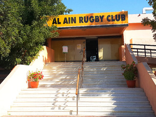 Al Ain Amblers Rugby Club Weekly Update