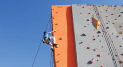Al Ain Amblers Rugby Club Wall