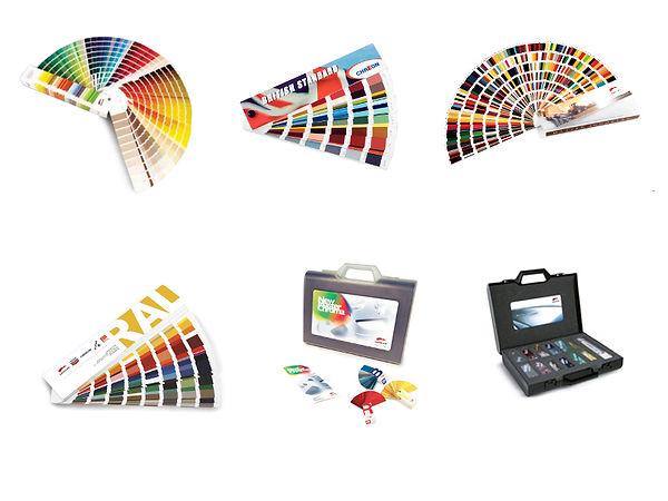 Värikokoelmat