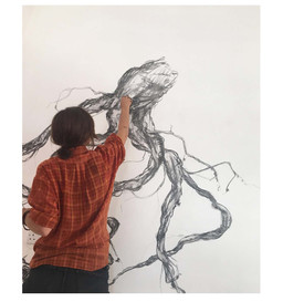 Spirit Levels Drawing charcoal root.jpg