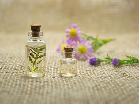 Essential oils for hormone health